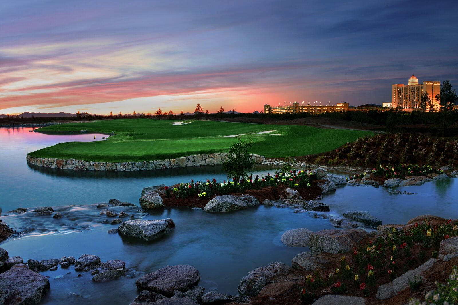 The Top U.S. golf and gaming resorts (not in Las Vegas)