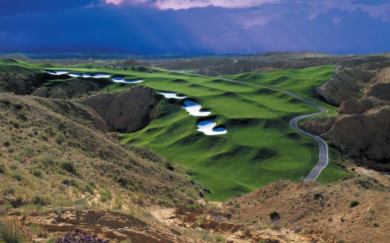 Wolf Creek Golf Club Elevation Changes