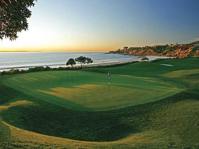 Monarch Beach Golf Ocean View
