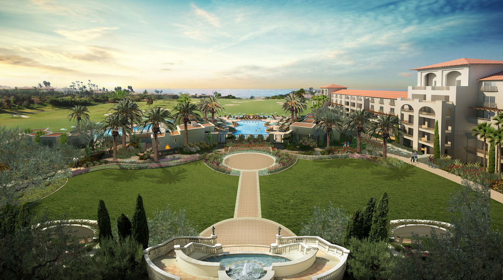The Monarch Beach Resort In Dana Point Offers A Luxurious Escape