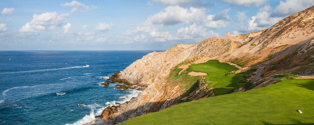 The Quivira Golf Club, Jack Nicklaus' sixth design in Los Cabos