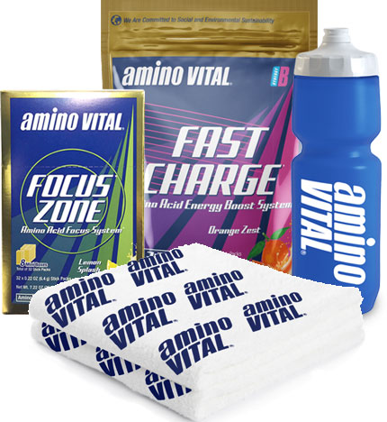 Amino Vital Player Bundle