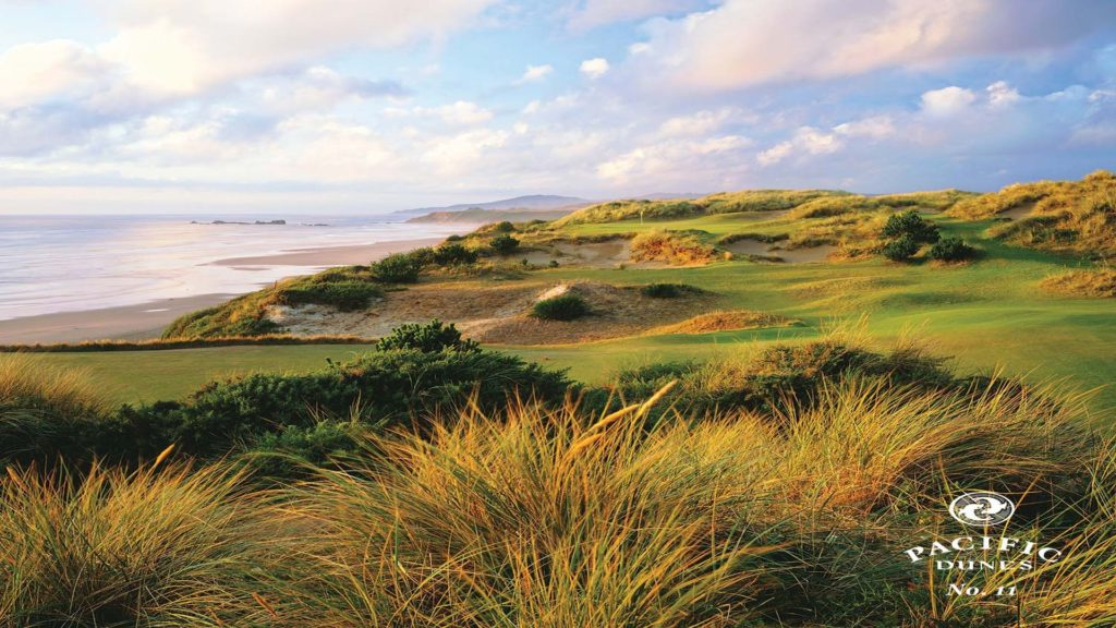 Pacific Dunes - Bandon Dunes Golf Resort - Bandon, Oregon