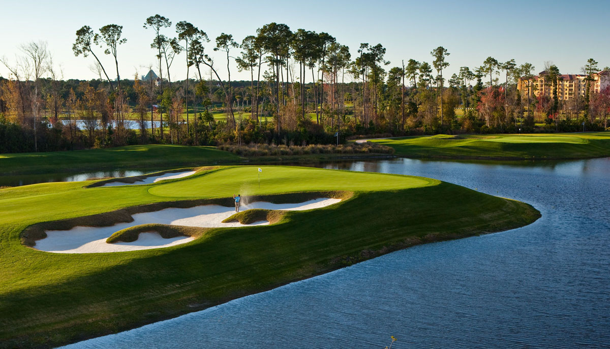 Rooms: Waldorf Astoria Orlando Golf Getaway